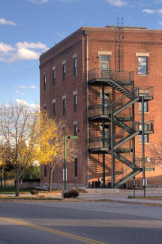 Historic Harmony Mill Fort Collins Colorado Explore