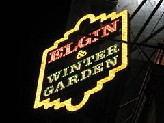 Elgin and Winter Garden Theatres