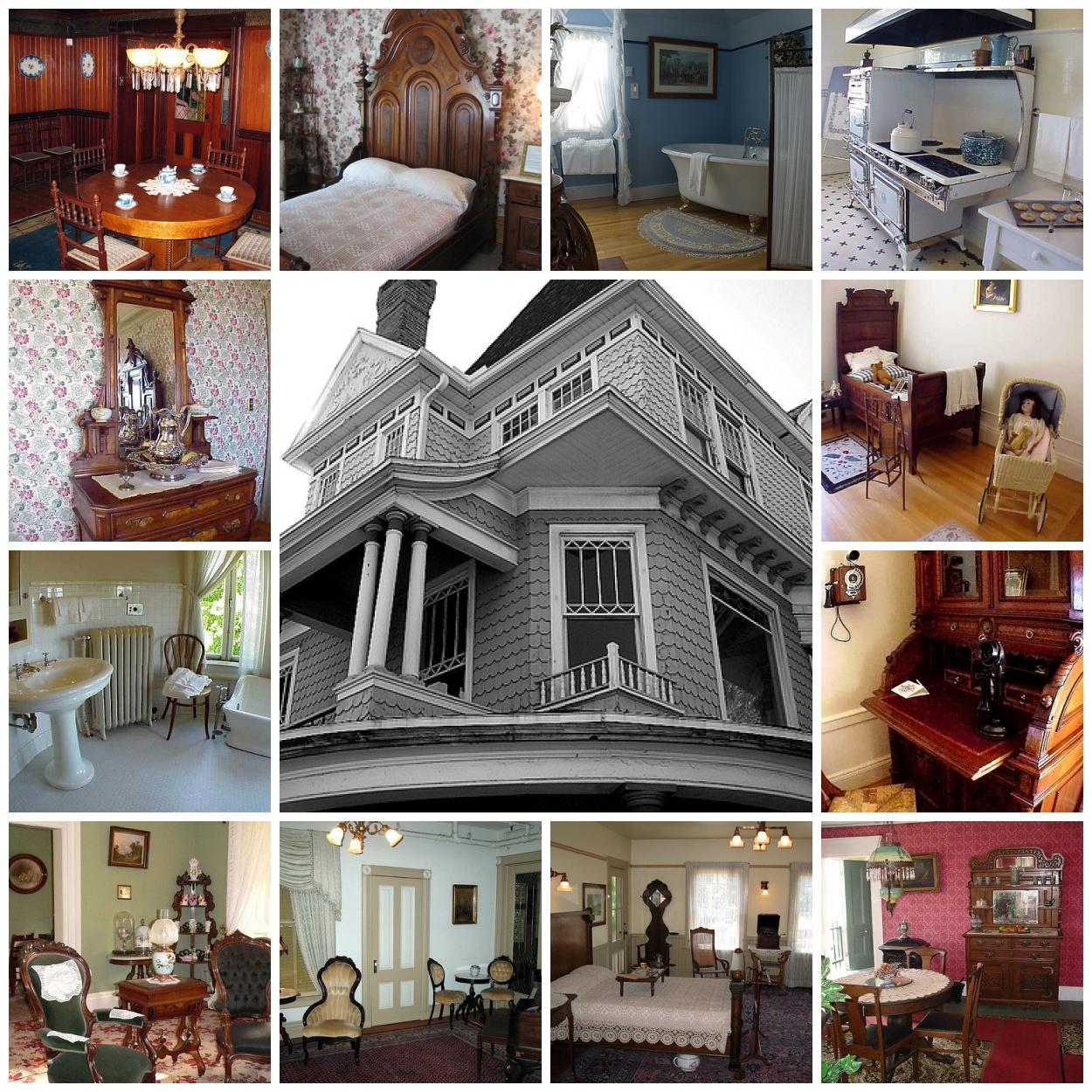 Victorian Home Interior Design: Victorian Interior Design And Residential Architecture