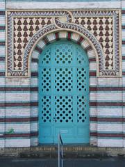 Portal Dampfmaschinenhaus