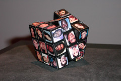 Race Cube by Nathan Gibbs