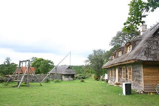 A farm in Saaremaa