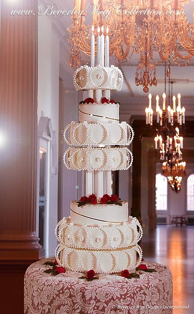 Cake by The Beverley Way Collection, WEDDING CAKES