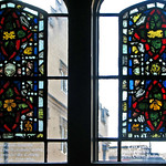Sidney Sussex glass fragments