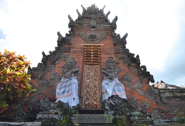 bali itinerary batuan temple