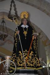 San Benito, patrón de Porcuna