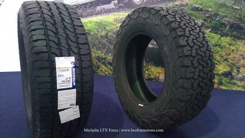 Michelin FTX Force Di Michelin Off-Road Days