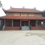 Giang's villiage temple