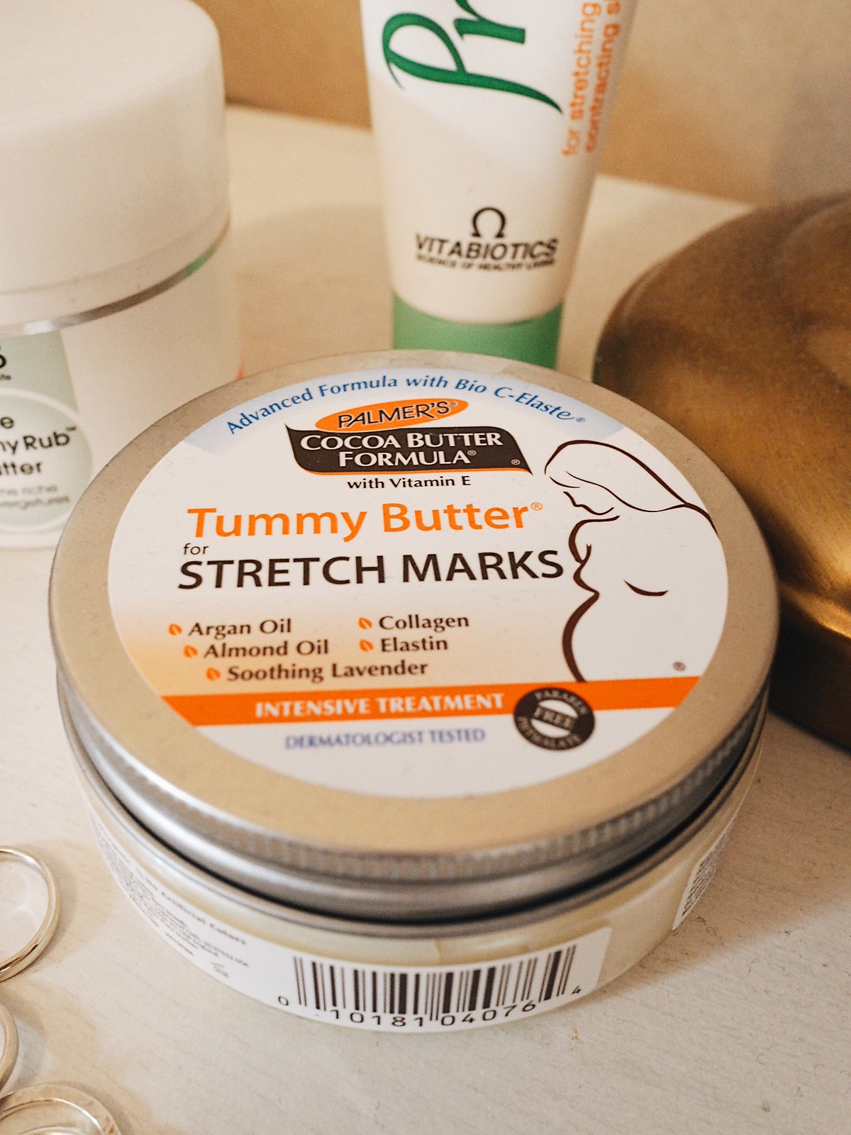 The Stretch Mark Creams I am using in Pregnancy | Hannah and The Blog