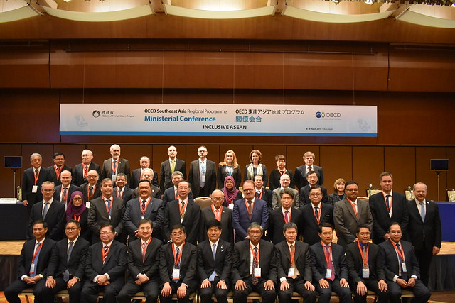 2018 OECD SEARP Ministerial Conference