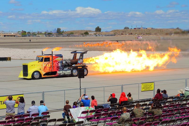 IMG_9210 Shockwave Jet Truck, MCAS Yuma Air Show