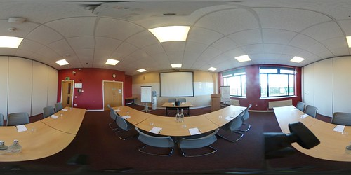 Conference Rooms - Bamford Room Classroom Style