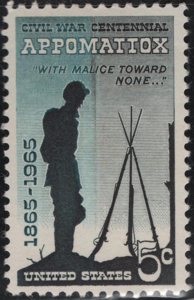 United States - Scott #1182 (1965)