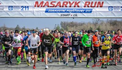 Větrný Masaryk Run vyhrála Kamínková a Záveský