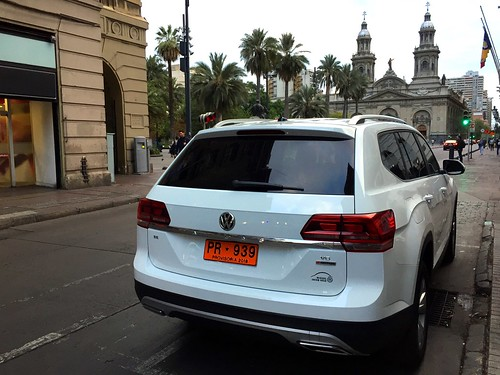 VW Atlas - Santiago, Chile