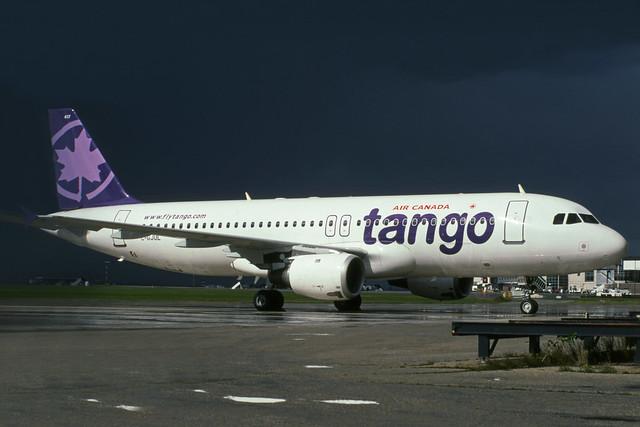 C-GJUL (Air Canada TANGO)