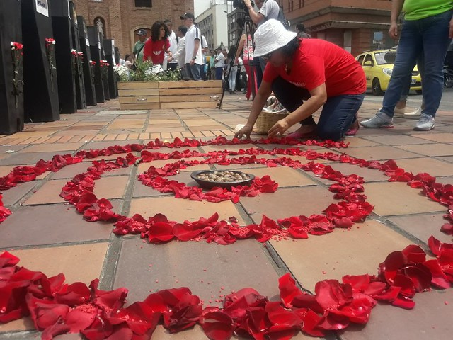 Día Nacional por la Memoria y la Solidaridad con las Víctimas del Conflicto Armado - 2018