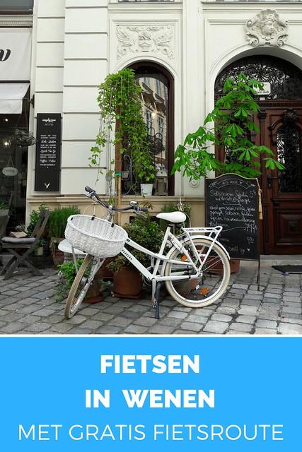 Fietsen in Wenen, met gratis fietsroute in Wenen | Mooistestedentrips.nl