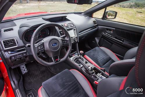 Subaru WRX STI - Ford Focus RS 8000vueltas.com-76