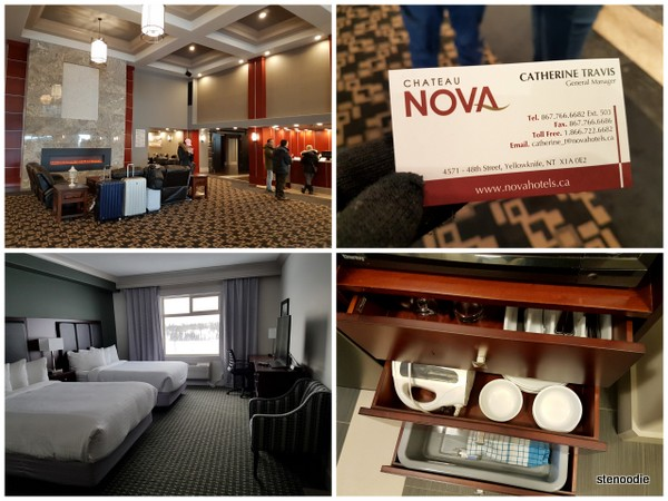 Chateau Nova hotel