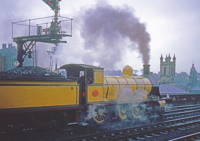 R2605.  HR 103 at Kilmarnock.