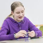 Teen DIY Wire Sculptures