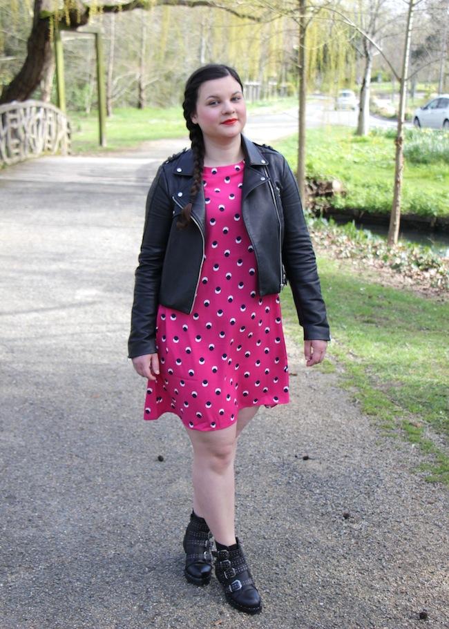 comment-porter-robe-rose-fuchsia-blog-mode-la-rochelle-6