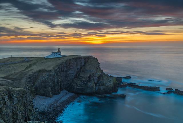 Stoer Lighthouse.