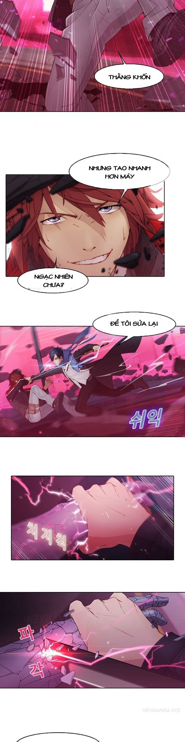 HentaiVN.net - Ảnh 10 - The Matrix - Chap 9