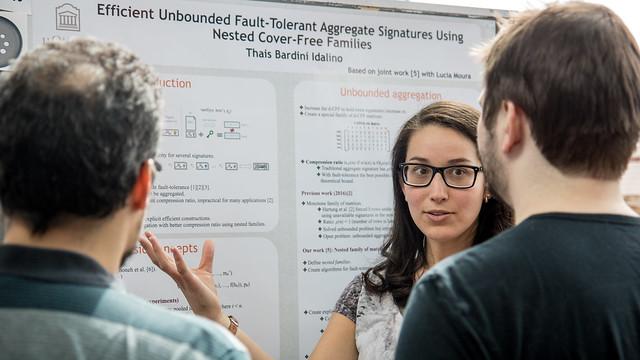 2018 Compétition d'affiches des études supérieures en génie et en informatique | Engineering and Computer Science Graduate Poster Competition 2018