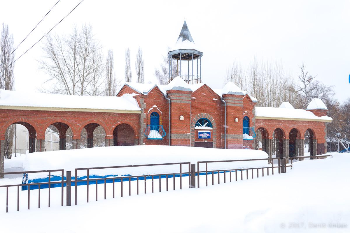 Центр Уфы зимой фото IMG_1118