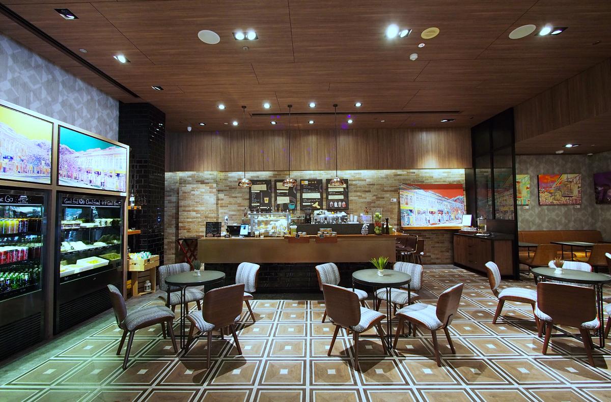 Hotel Jen Tanglin Kitchen-On-The-Go
