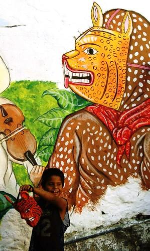 mural de xochitlan