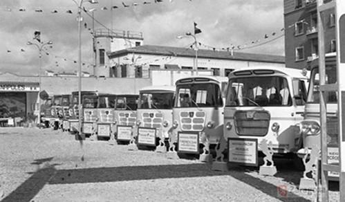 Furgons i microbusos Nazar B fira de saragossa