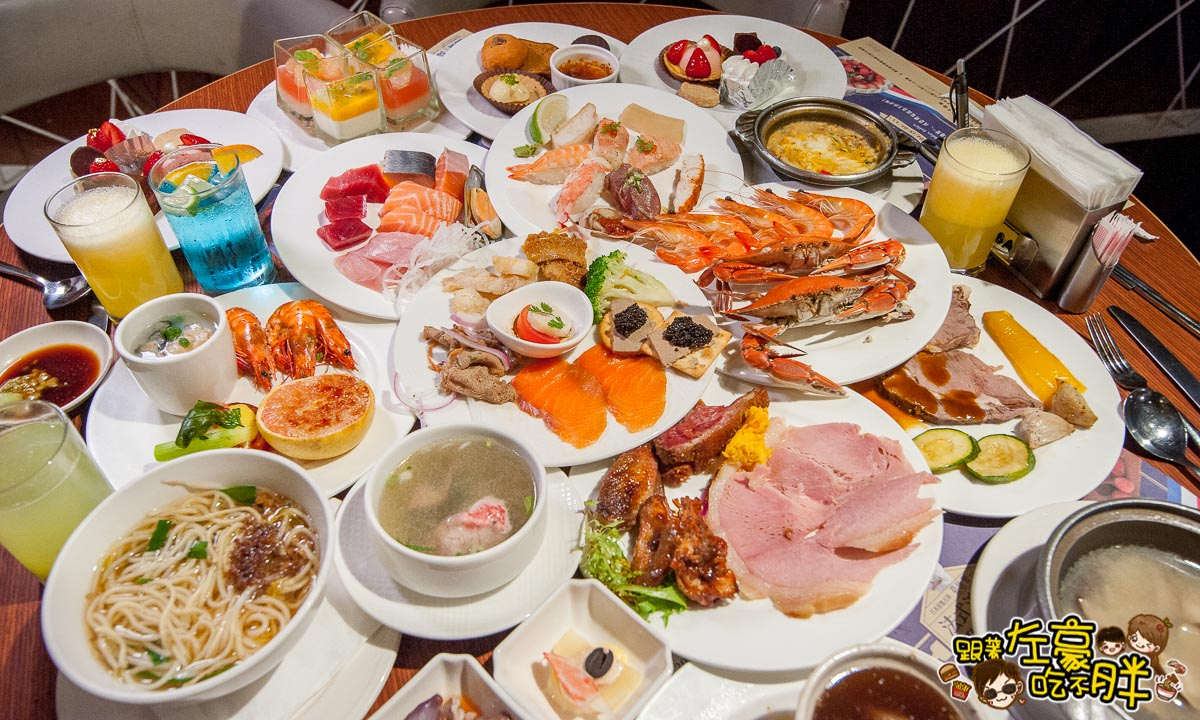 漢神巨蛋海港餐廳吃到飽-9
