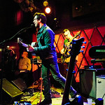 Tue, 13/02/2018 - 8:46pm - Christopher Porterfield's Field Report on WFUV Public Radio live from Rockwood Music Hall in New York City, 2/13/18. Hosted by Darren DeVivo. Photo by Gus Philippas/WFUV