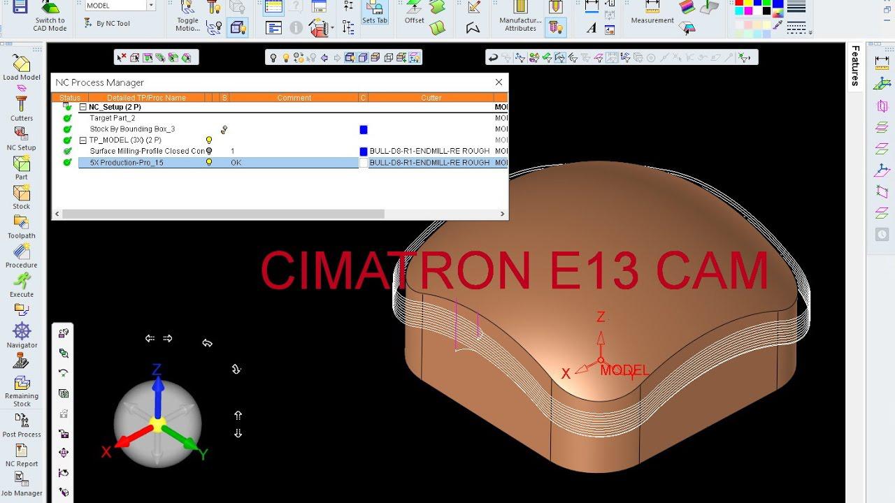 Programming with Сimatron e13 SP5 x86 x64 full