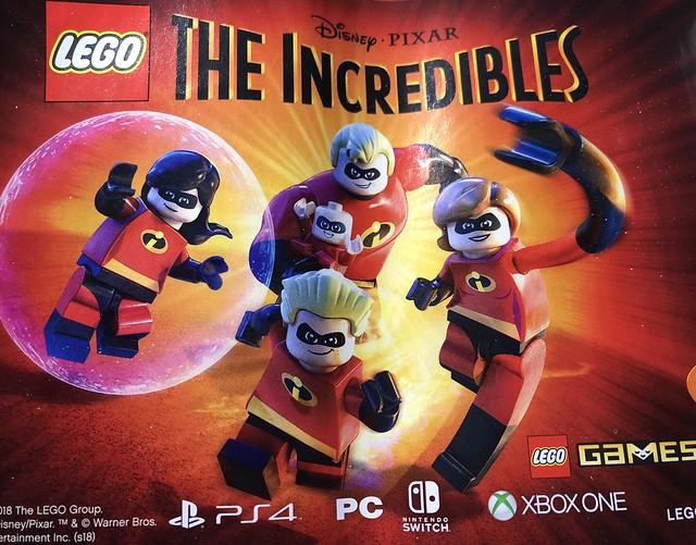 Gra LEGO The Incredibles potwierdzona!