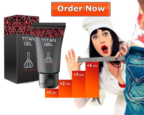 Titan gel para pennis Almada: onde comprar, preço, opiniões