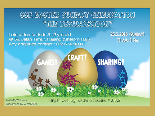 ssk easter sunday