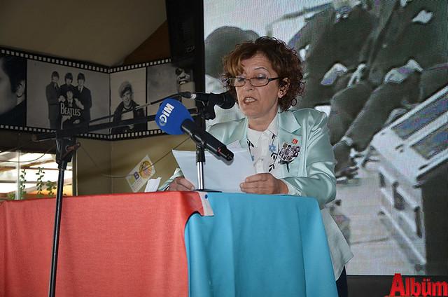 CHP Kadın Kolları İlçe Başkanı Şaduman Tığlı