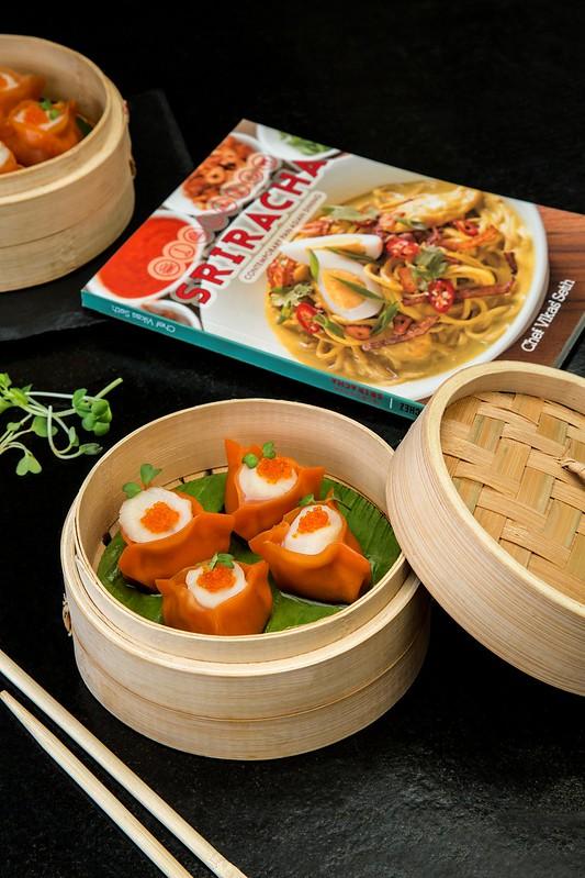 Scallop & Shrimp Dumplings 2