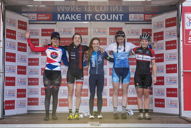 HSBC UK 2018 | MTB XC Series Rnd 1 Sherwood Pines Elite Women