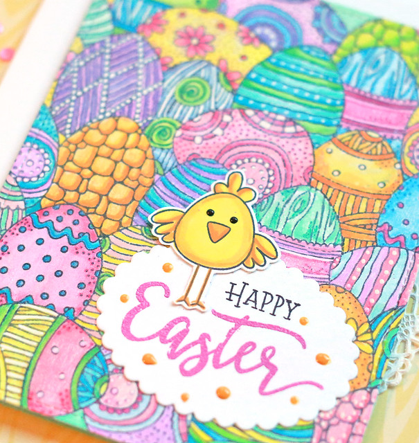 happy easter 2 close up