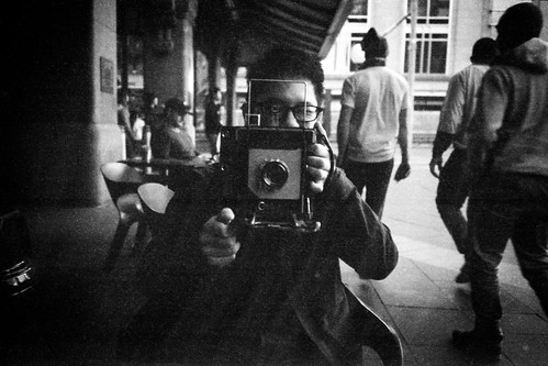 portrait of a street photographer  #431