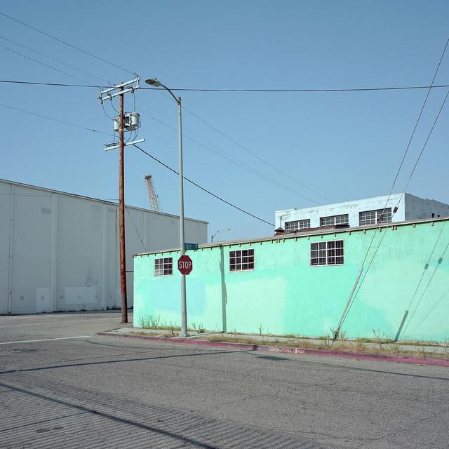 jesse street. los angeles, ca. 2016.