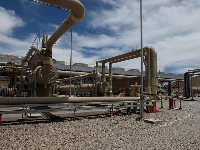 Cerro Pabellon Geothermal Plant, Chile