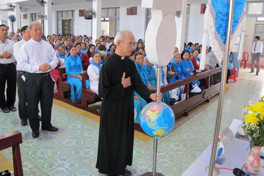 Ngày cử hành Năm Thánh dành cho Legio Mariae