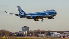 VQ-BIM   Boeing 747-400F - AirBridgeCargo