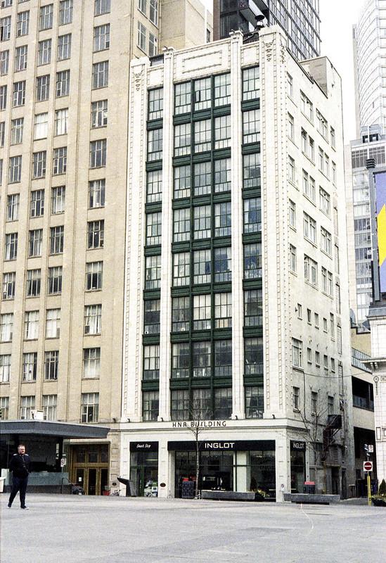 HNR Building